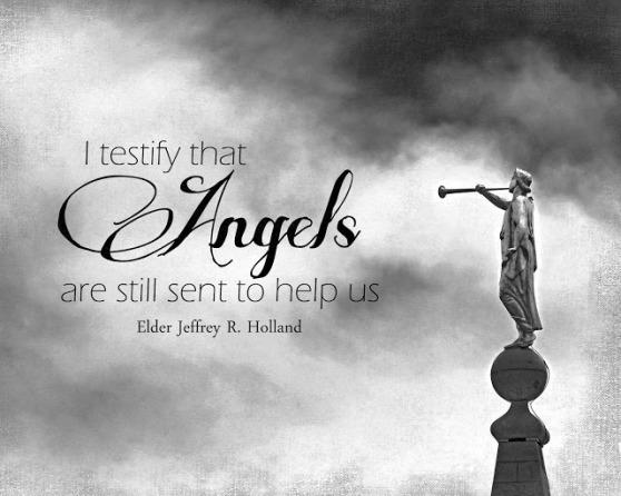 angels 16x20